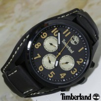 Promo! JAM TANGAN PRIA TIMBERLAND CHRONO ACTIVE BROWN BLACK