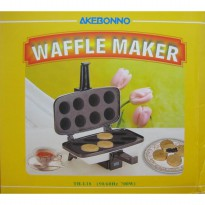 Akebonno Cup Cake Maker TH-L18 (Bulat)