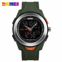 SKMEI Jam Tangan Digital Analog - AD1157 - Green