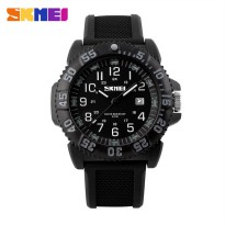 SKMEI Jam Tangan Analog - 1078C - Black White