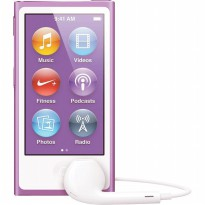 Apple iPod Nano 16GB 7th Generation - Purple