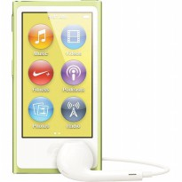 Apple iPod Nano 16GB 7th Generation - Yellow