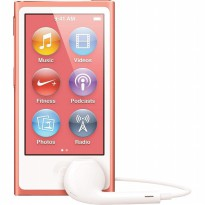 Apple iPod Nano 16GB 7th Generation - Pink
