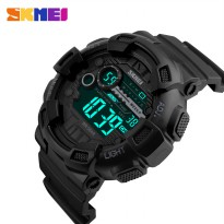 SKMEI Jam Tangan Digital - DG1243 - Black