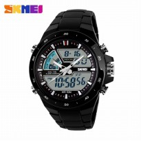 SKMEI Jam Tangan Digital Analog - AD1016 - Black