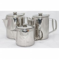 Coffee Pot Stainless Steel 48oz (SKU:00144.00427)