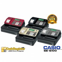 CASIO SE S100 Cash Register