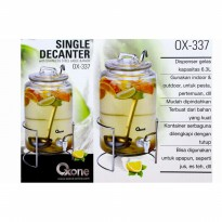 Oxone Single Decanter (OX-337)