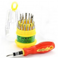 Obeng Set 31 in 1 / 31 in 1 Electro Screw Driver Set