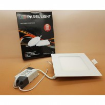 Led Panel 6 watt light Model KOTAK Merk SANLY ( NYALA SUPER BRIGHT )