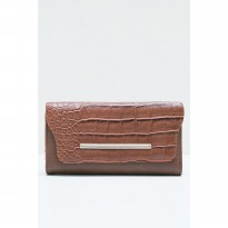Crey Wallet - Brown