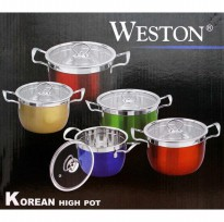 Weston Korean High Pot W1X-RC5 (00100.00529)