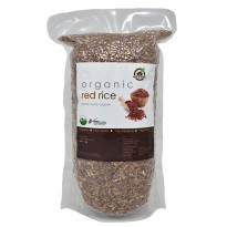 House Of Organix - Organic Red Rice ( Beras Merah Organik ) 1Kg