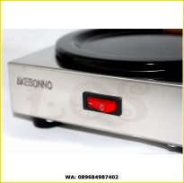 Akebonno Coffee & Tea Warmer Single ND-H0901 (00251.00010)