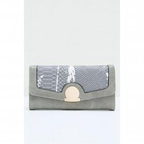 Concha Wallet - Grey