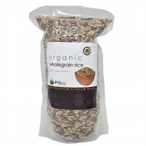 House Of Organix Organic Wholegrain Rice - 1 Kg