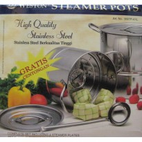 Weston Steamer Set S-4 WSTP-41L (SMALL) (SKU:00100.00453)
