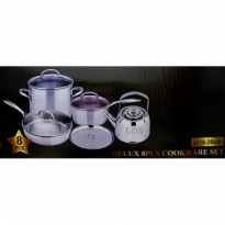 Weston Panci Set 8pc W1X-CC8M (SKU:00323.00001)