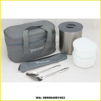 Weston Lunch Box Mini 500ml (W1TP-201/202) (SKU:00139.00097)