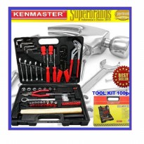 Kenmaster Tool kit 100 pcs N2
