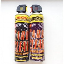 Megacool Carburator Cleaner And Injector Cleaner 500ml