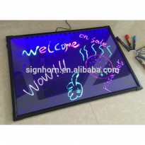 Papan Tulis LED 60x40 / LED writing Board Pen