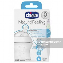 Chicco Step Up Natural Feeling Bottle - 150ml (0m+)
