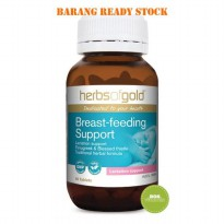 ASI Booster Herbs of Gold Breast Feeding Support 60 kapsul