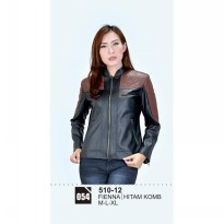 JACKET / SWEATER CASUAL WANITA 510-12