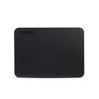 TOSHIBA Canvio Basic New 3.0 Portable Hard Drive 2TB [HDTB420AK3AA] - Black