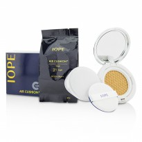 IOPE Air Cushion SPF50 With Extra Refill - #C21 (Cover Vanilla)  2x15g/0.525oz