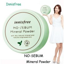 Innisfree No Sebum Mineral Powder 100% ORIGINAL PRODUCTS