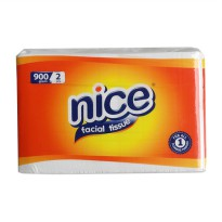 Tissue Nice Softpack 2ply - 900gr - Tissue KG an - Lembaran
