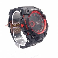 Jam tangan Tetonis digital Led Water Resistant