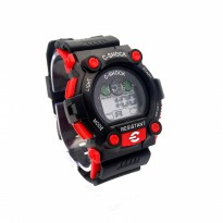 Jam tangan cshock digital Led CS001