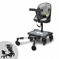 Elenire Stroller Board - Turn your stroller into a Double Tandem Twin
