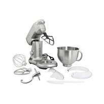 BREVILLE BEM-800 Profesional Stand Mixer - Silver