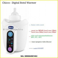 Chicco digital warmer pemanas susu digital