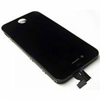 Apple Iphone 4s LCD + Digitizer Replacement GSM Version - Hitam