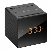 Sony Digital Clock Radio ICF-C1 - Hitam