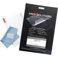 [worldbuyer] Pro K Solutions HTP Anti-Glare Screen Protector - Blackmagic Pocket Cinema Ca/537588