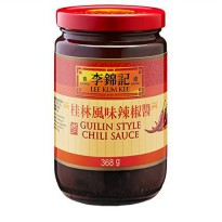 [poledit] Lee Kum Kee Guilin Style Chili Sauce, 13-Ounce Jars (Pack of 3) (T2)/13482925