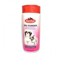 DRY POWDER SHAMPOO FOR DOG