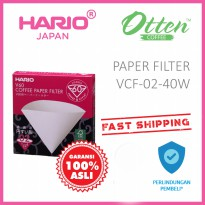 Hario Paper Filter VCF-02-40W