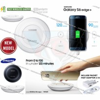 SAMSUNG Wireless Charging Pad FAST Charger | For S6 / Note5 / Edge+