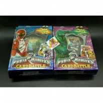 Kartu Power Rangers - Kartu Power Rangers Card Battle