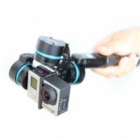 Feiyu Tech FY-G3 Ultra 3-Axis Handheld Steady Gimbal for GoPro 3/3+/4 - Black