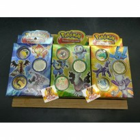 Kartu pokemon Tajos Small Pack / koin Pokemon Platinum Trading Card