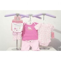 Set Jumper Carters Cat 3-6 dan 6-9 bulan [5in1]