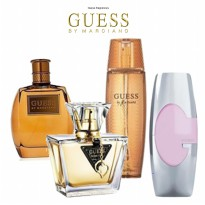 GUESS for Men and Women (4 Variant) - Parfum Original